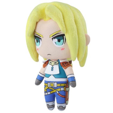 FINAL FANTASY mini PLUSH : FINAL FANTASY IX ZIDANE