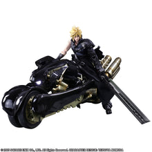 PLAY ARTS KAI: FINAL FANTASY VII: ADVENT CHILDREN - CLOUD STRIFE AND FENRIR