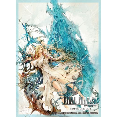 FINAL FANTASY TCG: DECK PROTECTOR CARDSLEEVES - FINAL FANTASY XIV A MINFILIA