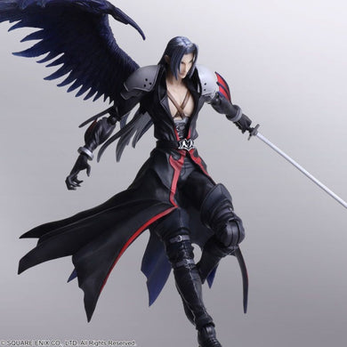 BRING ARTS: FINAL FANTASY VII - SEPHIROTH: ANOTHER FORM VARIANT