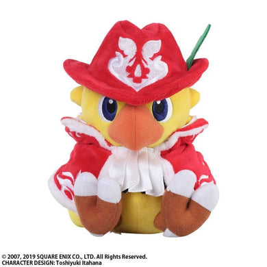 PLUSH: CHOCOBO'S MYSTERY DUNGEON EVERY BUDDY - CHOCOBO RED MAGE