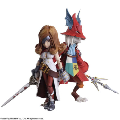 Pre-Order BRING ARTS: FINAL FANTASY IX - FREYA CRESCENT AND BEATRIX