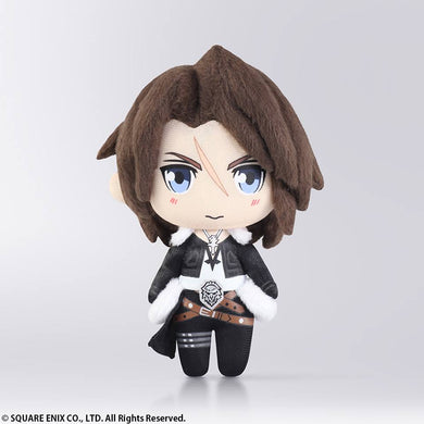 FINAL FANTASY mini PLUSH : FINAL FANTASY VIII SQUALL