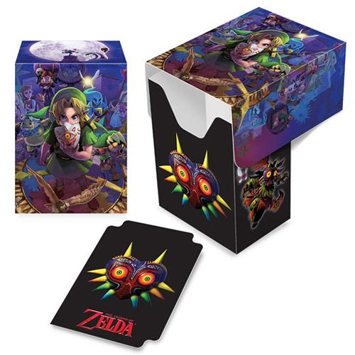 THE LEGEND OF ZELDA: DECK BOX - MAJORA'S MASK