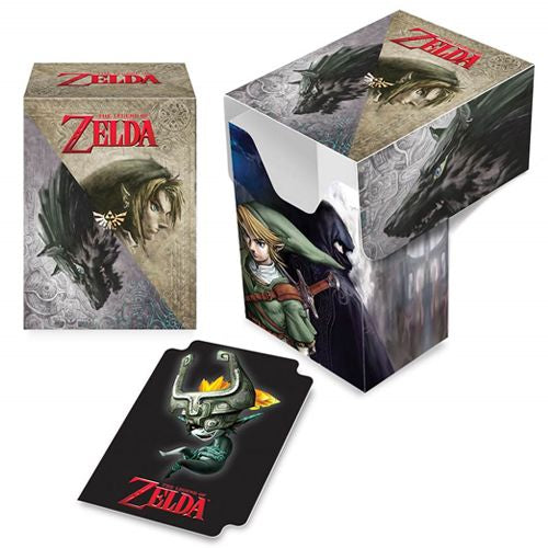 THE LEGEND OF ZELDA: DECK BOX - TWILIGHT PRINCESS