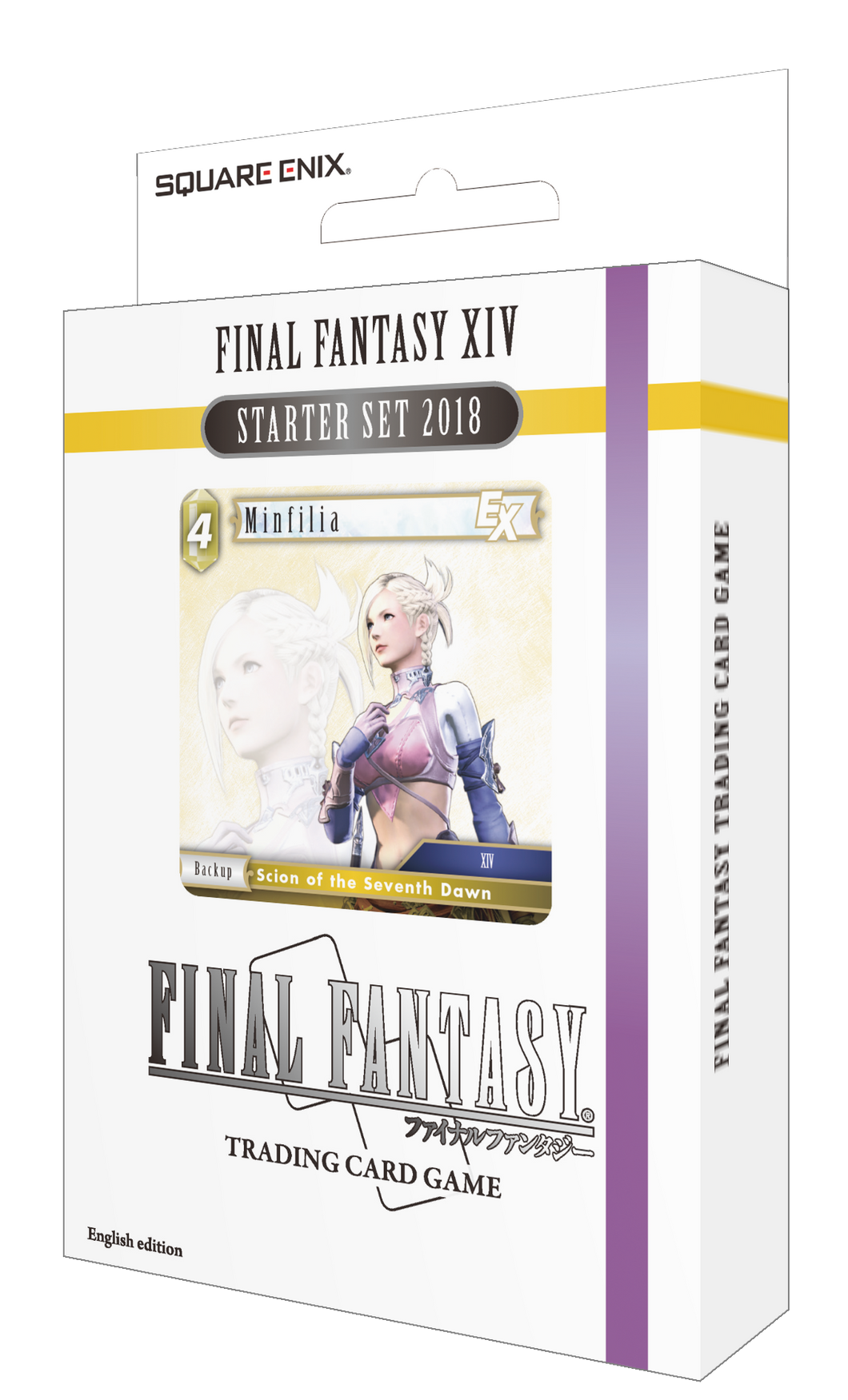 FINAL FANTASY TCG: XIV STARTER DECK