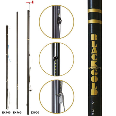 BLACKGOLD MEDIUM set (EX900 / 940 / 960 / 13591)