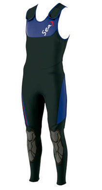 Sea HP015 5mm Men's Long John Wetsuit Convertible