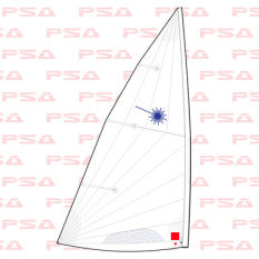 Laser STD MKII Sail ; North
