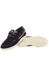 Burke Evolution Suede Boat Shoe - EVO73