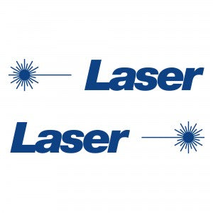 Laser Hull Decal Set