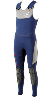Sea HP011 3mm Men's Long John Wetsuit Convertible