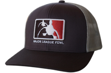 Brown/Khaki 3D Logo Hat