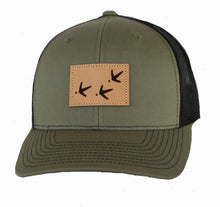 Moss Green Turkey Track Hat