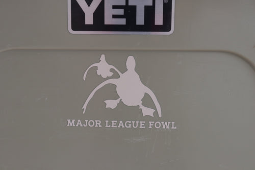 Beige Waterfowl Decal