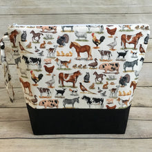 MEDIUM Farm Animals Project Bag