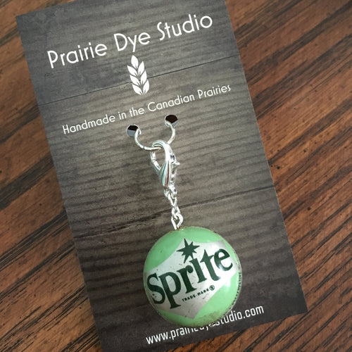 Sprite Bottle Cap Progress Keeper - Reclaimed