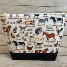 SMALL Farm Animals Project Bag
