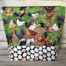 MEDIUM Chicken Project Bag