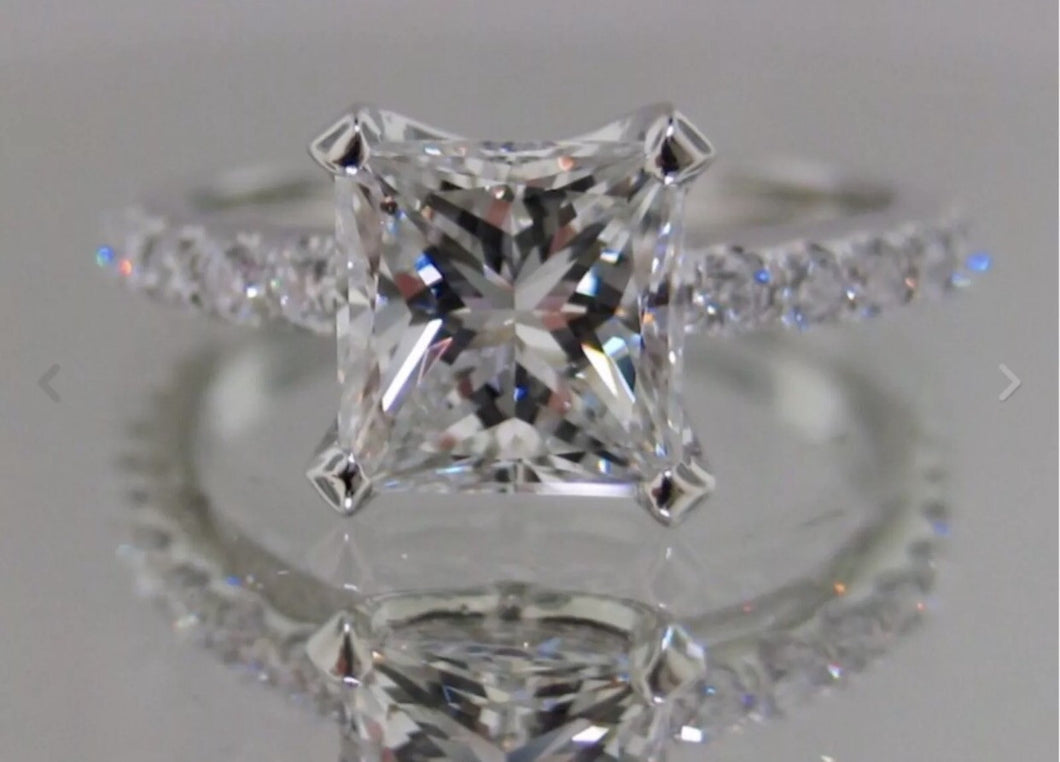 co ring engagement split diamond products tiffany lucida shank g