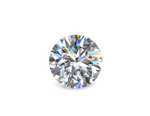 2.00 Ct Round Diamond SI1 F