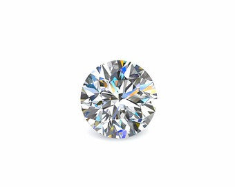 1.25 Ct Round Diamond SI1 F