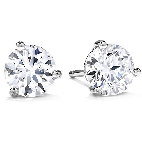 2.10ctw. Diamond Earrings VS2-SI1 F-G