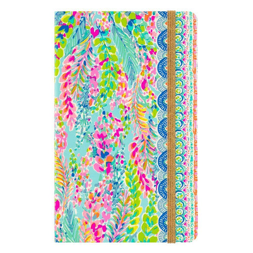 Lilly Pulitzer Journal in Catch the Wave