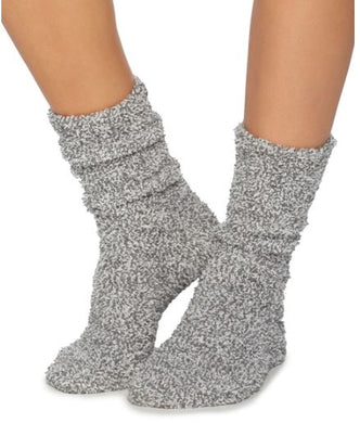 Cozy Chic Heathered Women's Socks