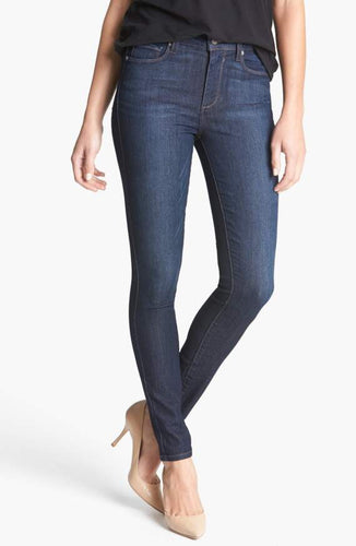 Hoxton High Rise Skiny Jeans in Cheyenne