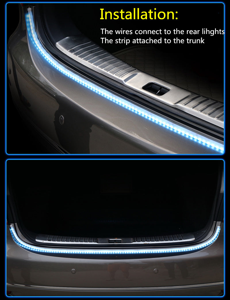 Tailgate led light car cleosidstore tailgate led light car mozeypictures Image collections