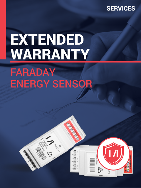 Extended Warranty Pack for one Faraday