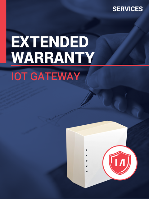 Extended Warranty Pack for one Matter IoT Gateway