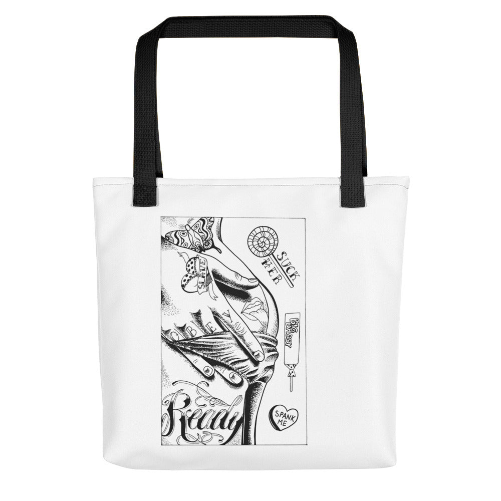 Big daddy Tote bag