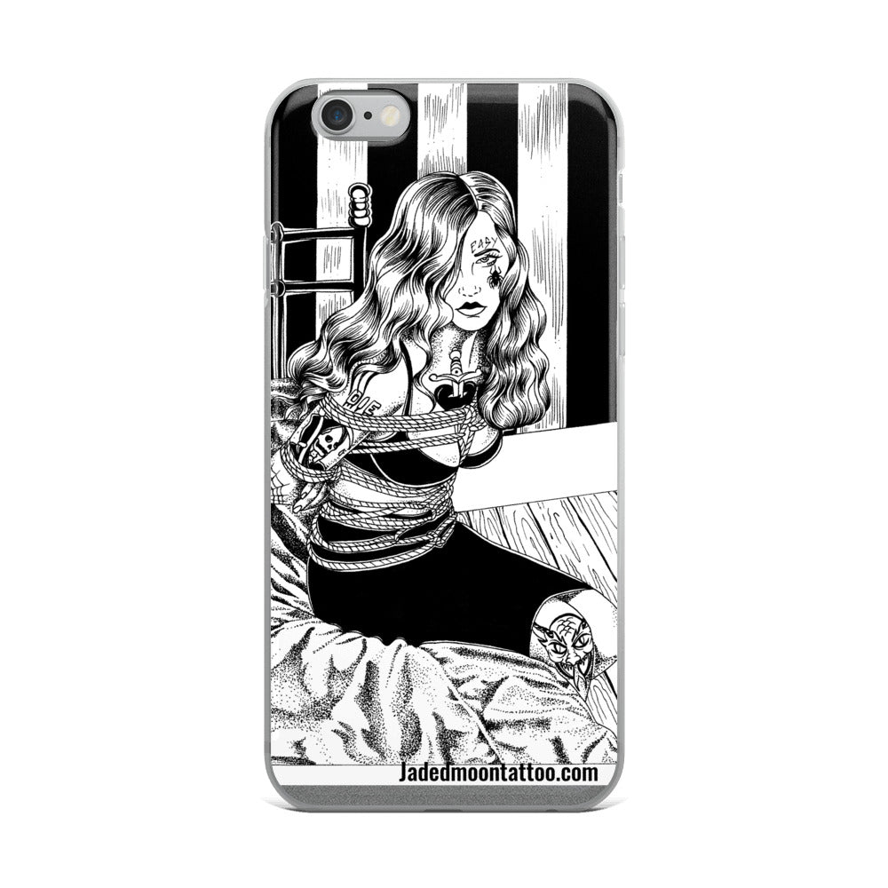 Bitch pleaseiPhone Case