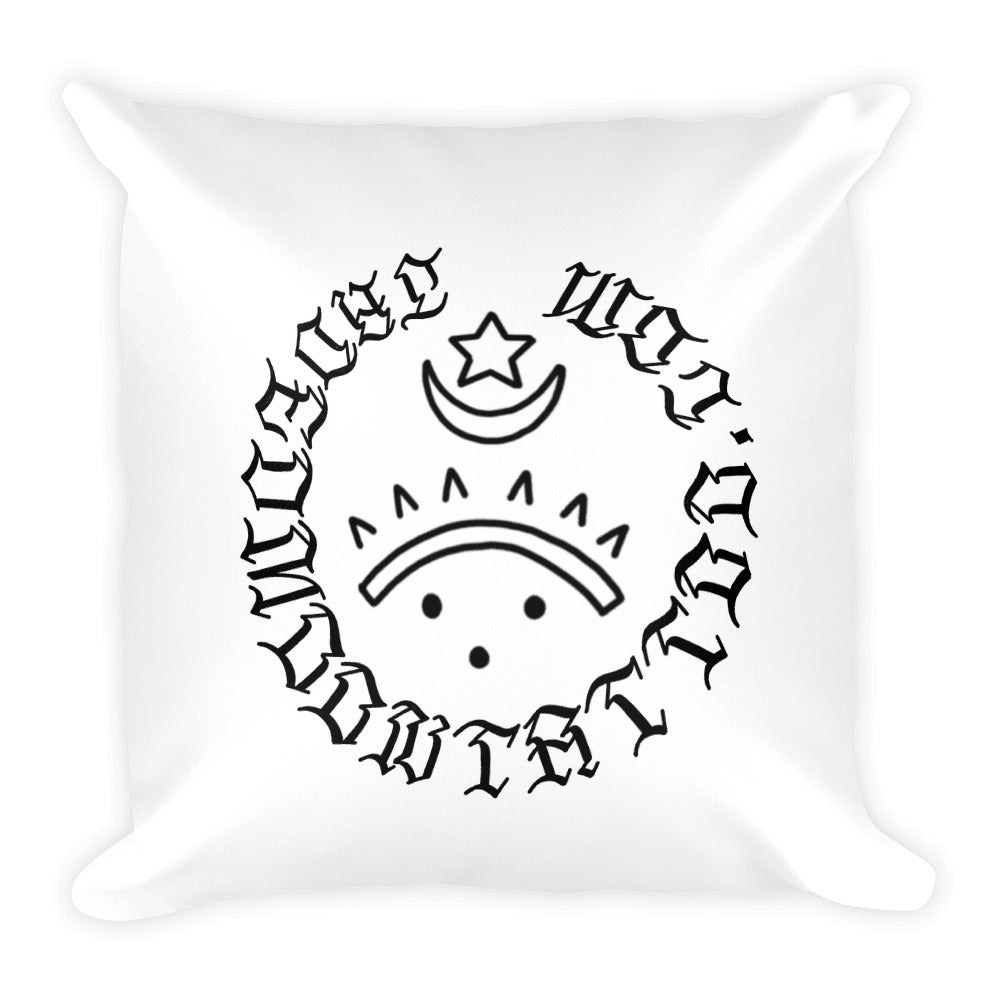 Classy bitch Square Pillow