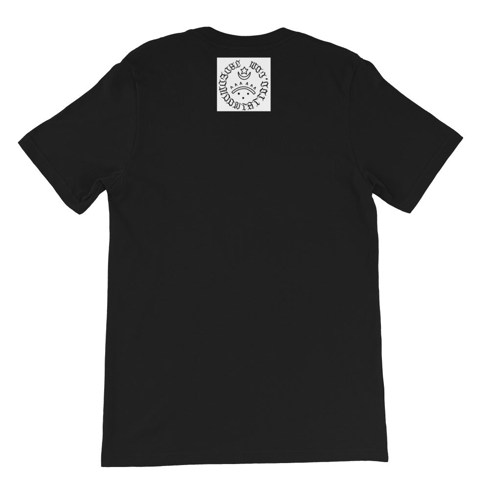 Open Minded Short-Sleeve Unisex T-Shirt