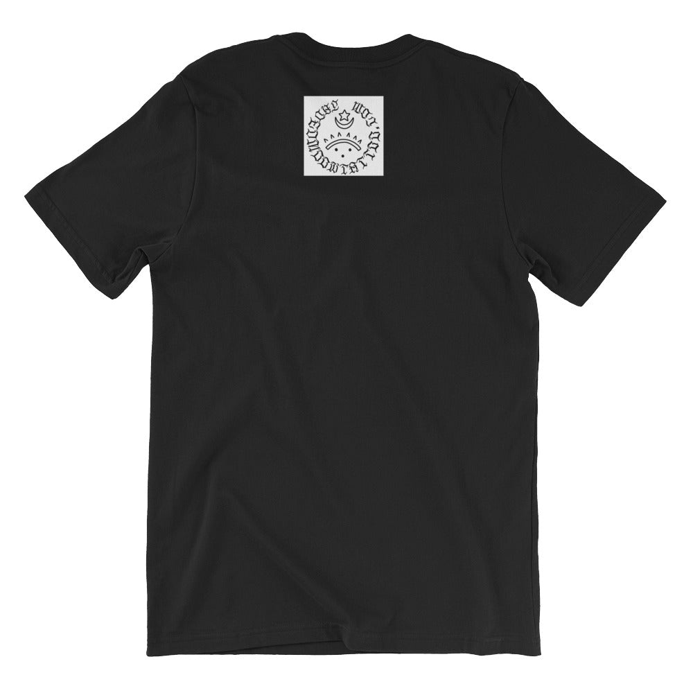 Fuck love Short-Sleeve Unisex T-Shirt