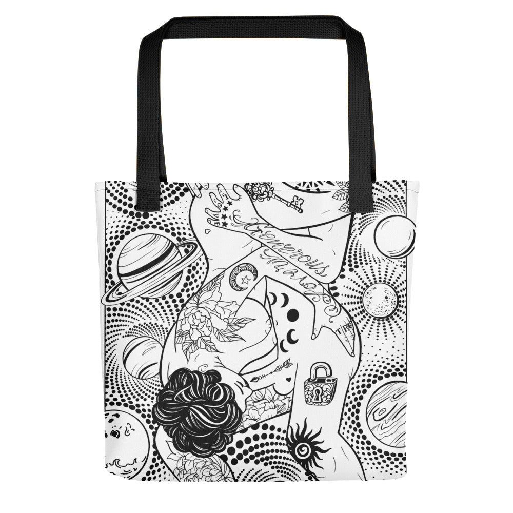 Generous lover Tote bag