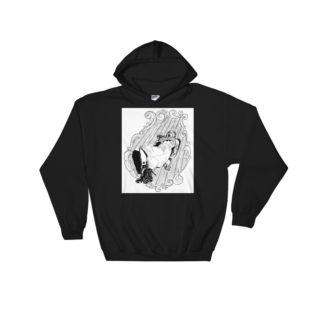 Stay Hooded Sweatshirt