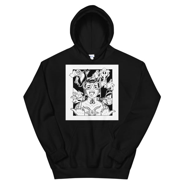 Take Acid For Satan Unisex Hoodie