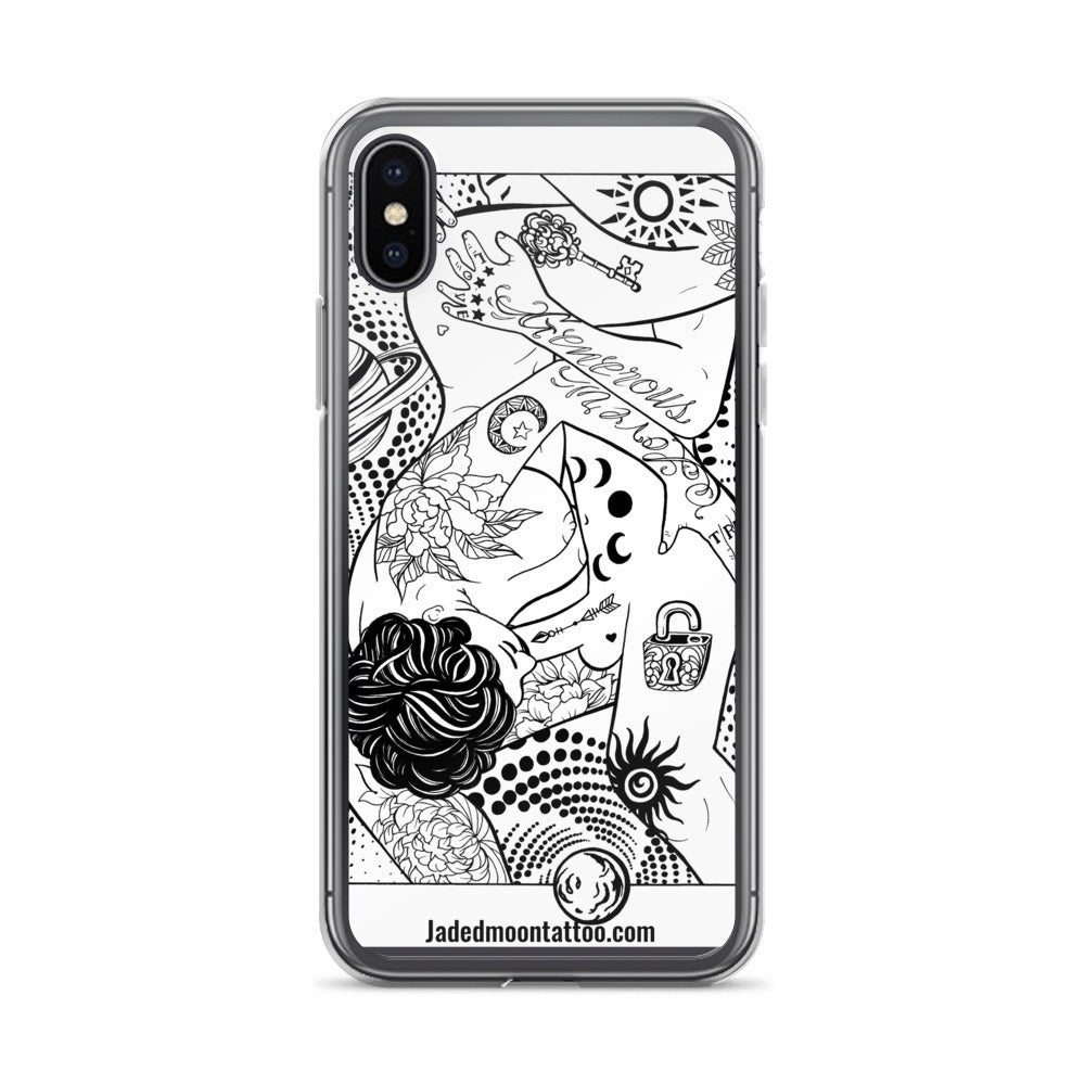 Generous lover iPhone Case