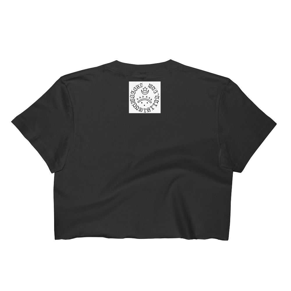 Whore Women's Crop Top