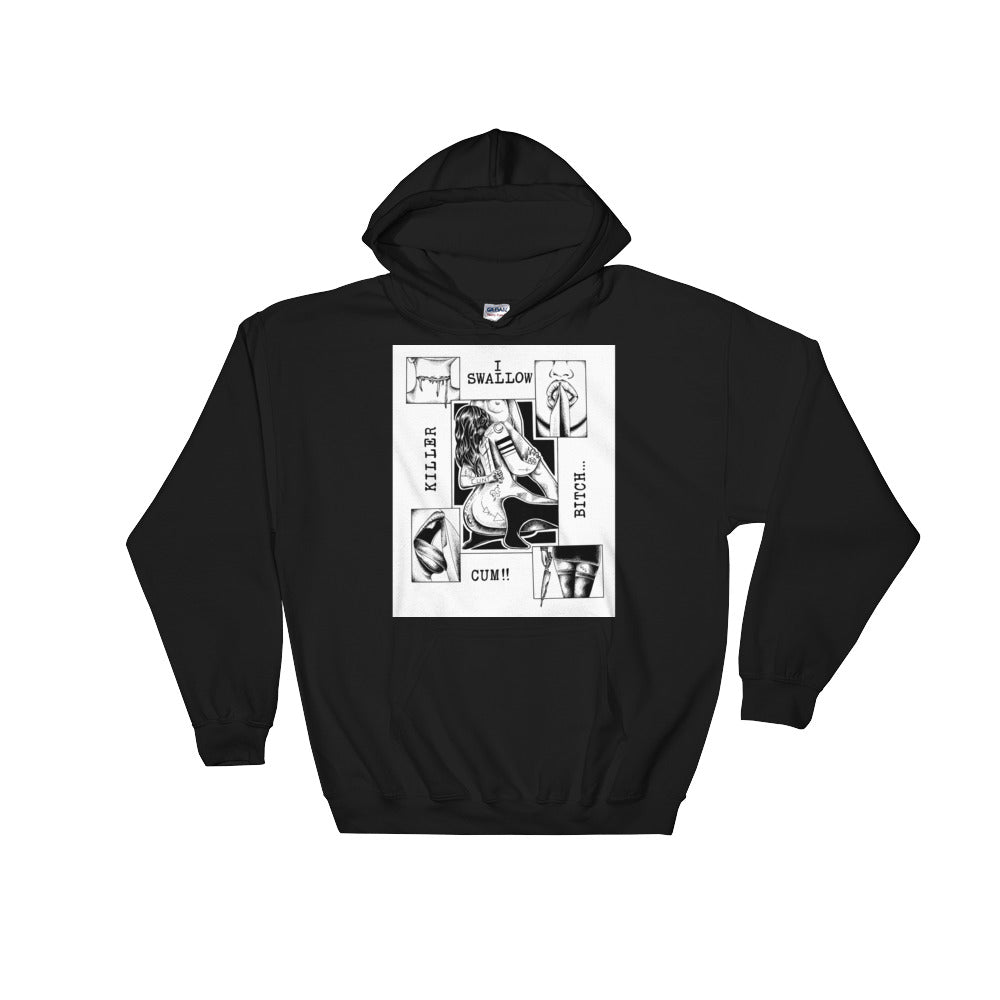 Killer Hooded Sweatshirt