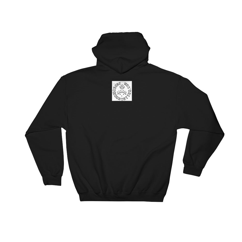 Bad mother fucker Hooded Sweatshirt