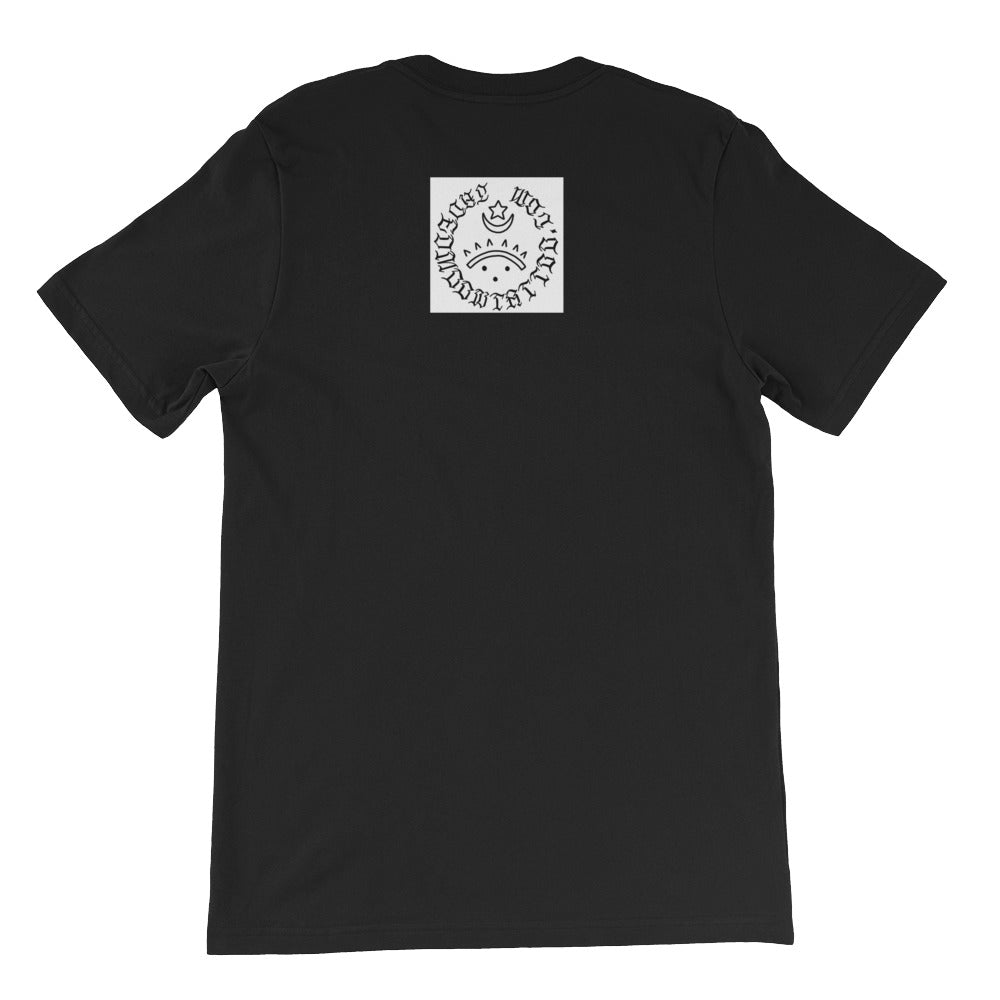 Gas grass or ass Short-Sleeve Unisex T-Shirt