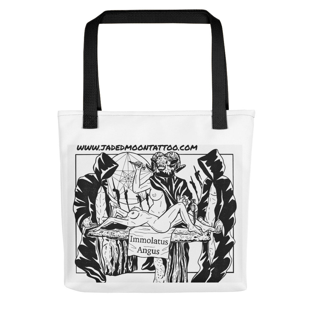 Sacrificial Lamb Tote bag