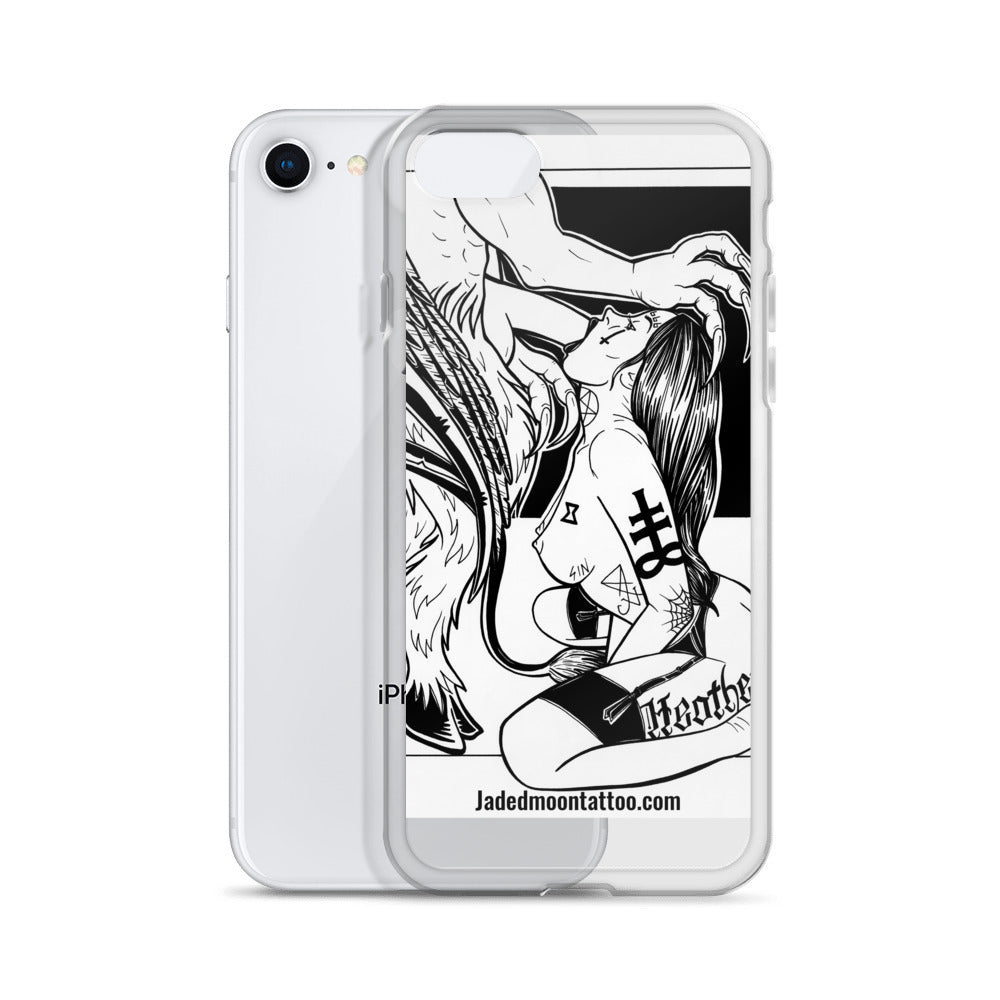 Heathen iPhone Case