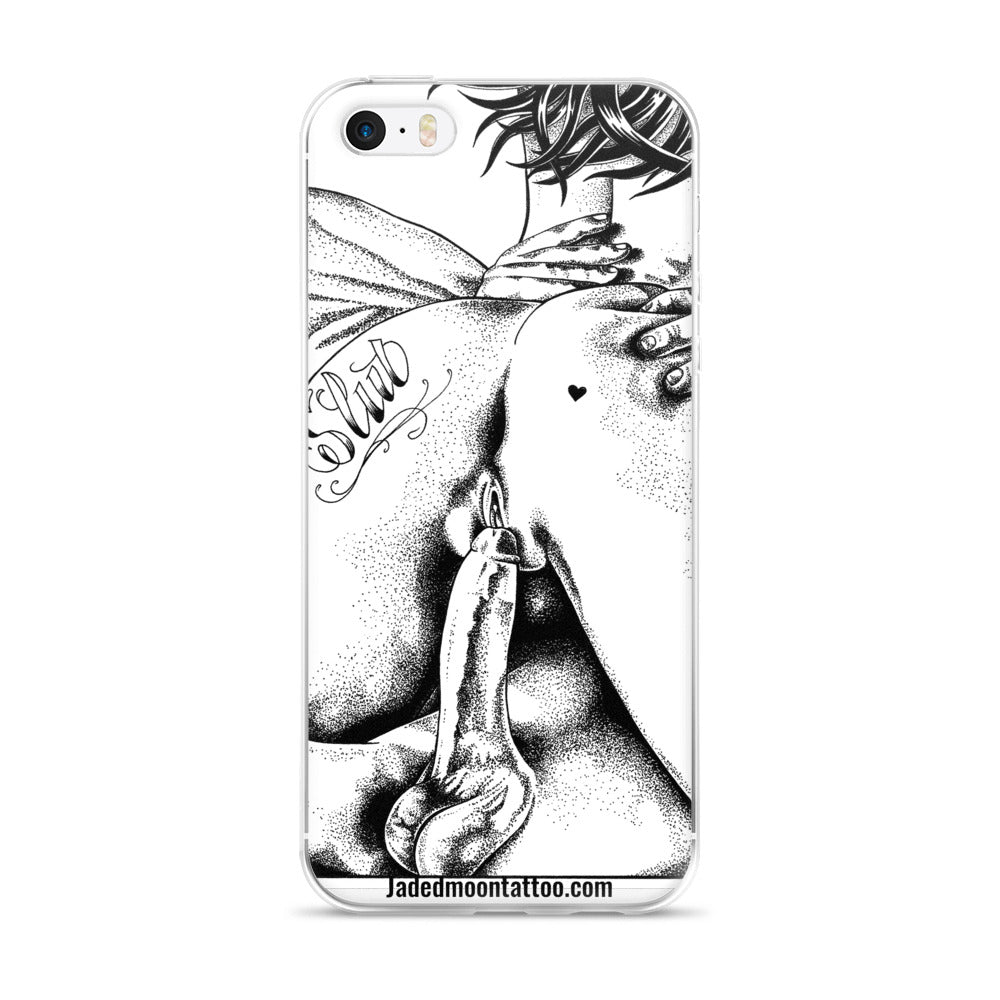 Slut iPhone Case