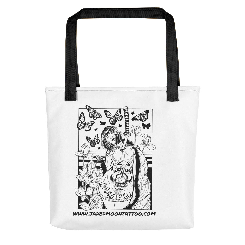 China Doll Tote bag